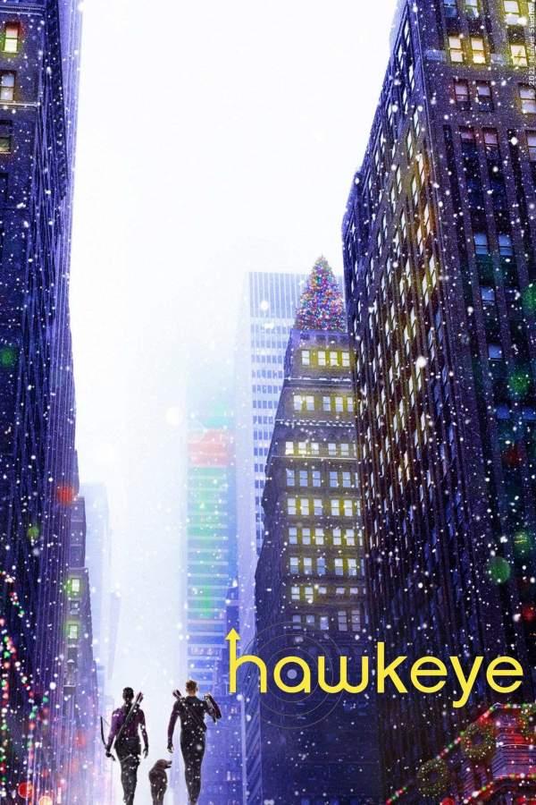 Hawkeye - Serie 2021