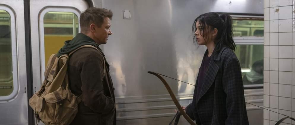 """MCU: Noch ein Marvel-Star in """"Hawkeye""""-Serie"""