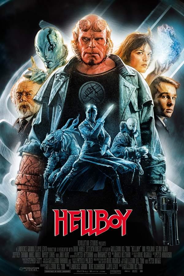 Hellboy 1 - Film 2004