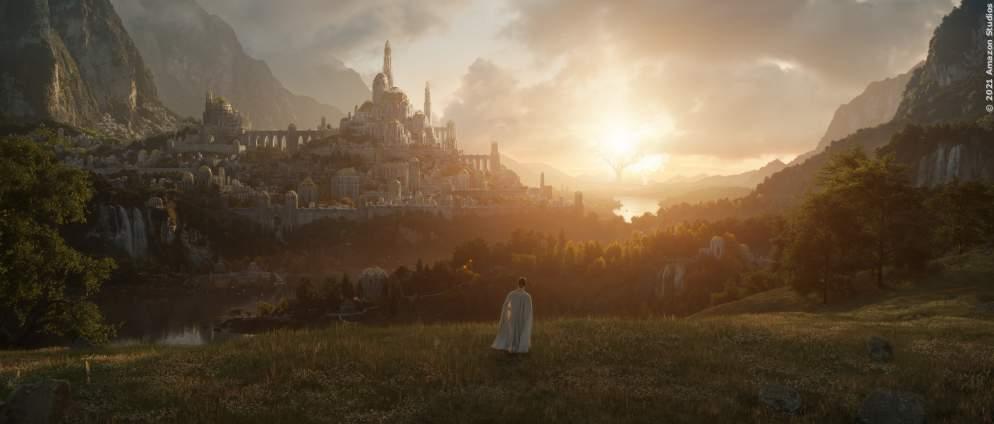 """Das erste Szenenfoto aus """"Der Herr der Ringe"""""""
