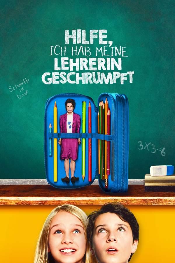 Hilfe Ich Hab Meine Lehrerin Geschrumpft - Trailer - Filmkritik