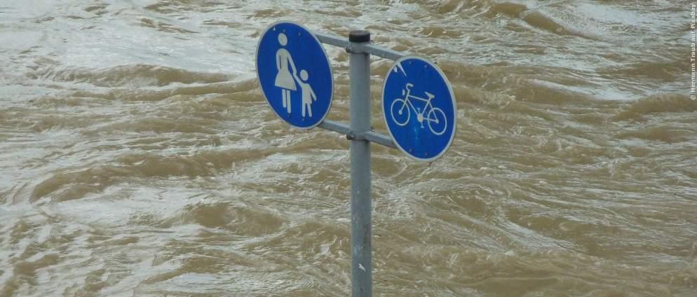 Jetzt im TV: Sondersendung zur Wetterkatastrophe in Deutschland