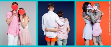 """ProSieben testet Paare in neuer Show """"How Fake Is Your Love?"""" - News 2021"""
