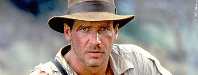 Indiana Jones: Neues Backstage Video