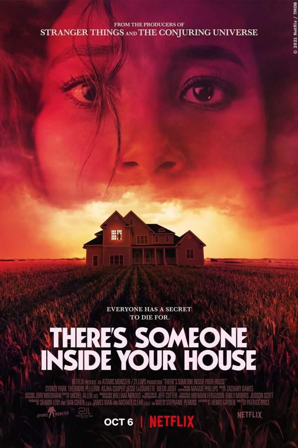 Jemand ist in deinem Haus