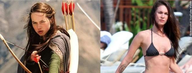 Narnia: Die Schauspieler früher und heute