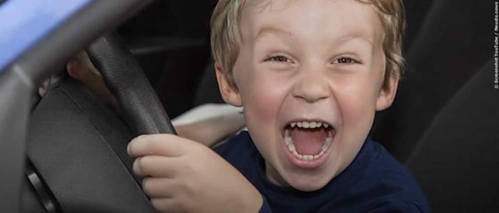 Unglaublich: Diese Kinder (!) wurden beim Autoklauen erwischt