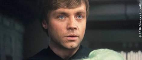 "Star Wars Macher holten sich Hilfe bei YouTuber um Luke Skywalker in ""The Mandalorian"" zu animieren - News 2021"