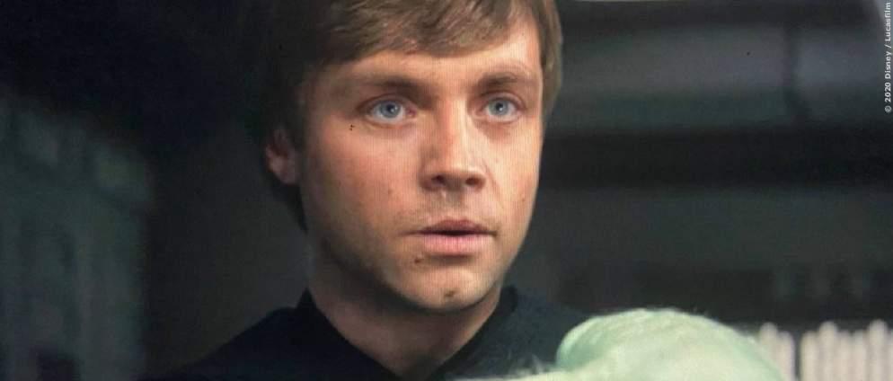 """Star Wars"" Macher holten sich Hilfe bei YouTuber um Luke Skywalker in ""The Mandalorian"" zu animieren"