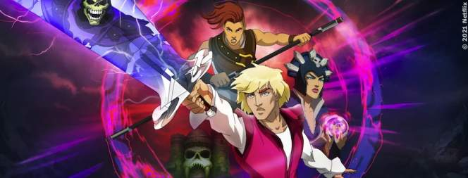 Masters of the Universe: Revelation - Trailer