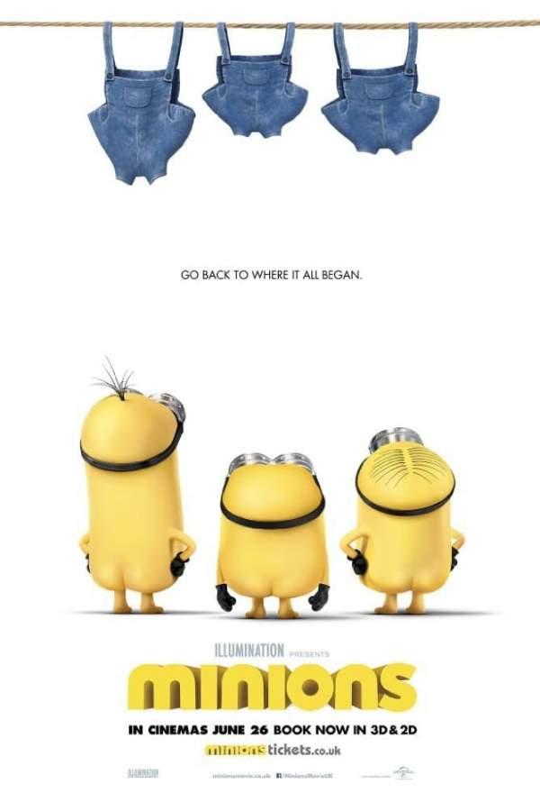 Die Minions Trailer