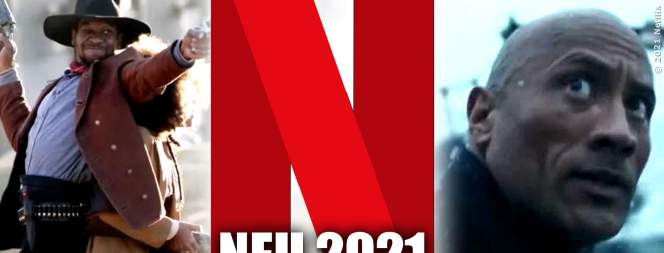 Netflix: Trailer kündigt fette neue Filme an