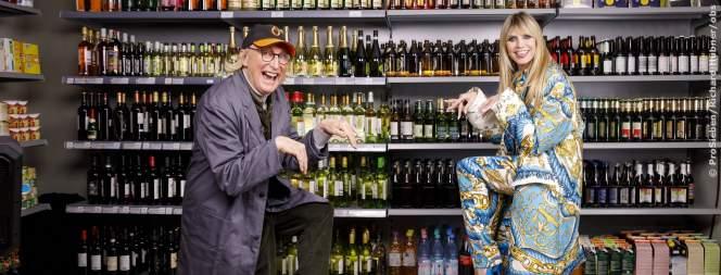 GNTM: Comedy-Legende Otto Waalkes ist beeindruckt von Heidi Klums Models