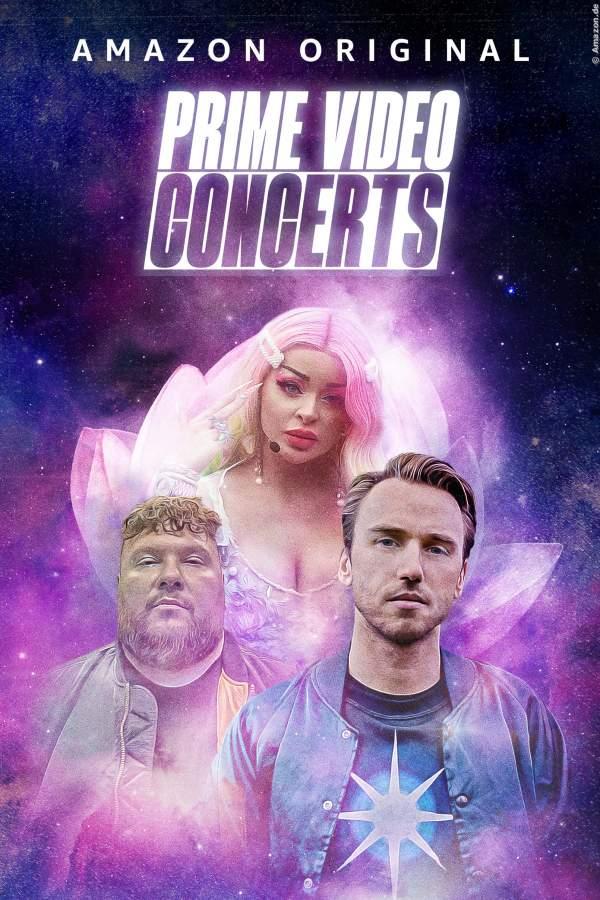 Amazon Prime Video Concerts Trailer