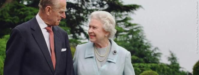 """""""Prinz Philip - Ein Leben für die Krone"""" bei Sky"""