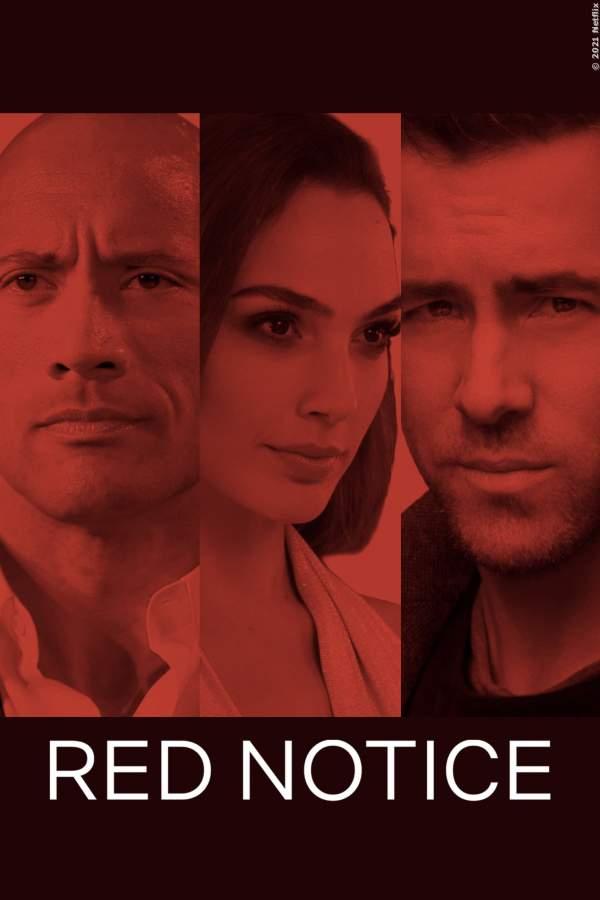 Red Notice - Film 2021