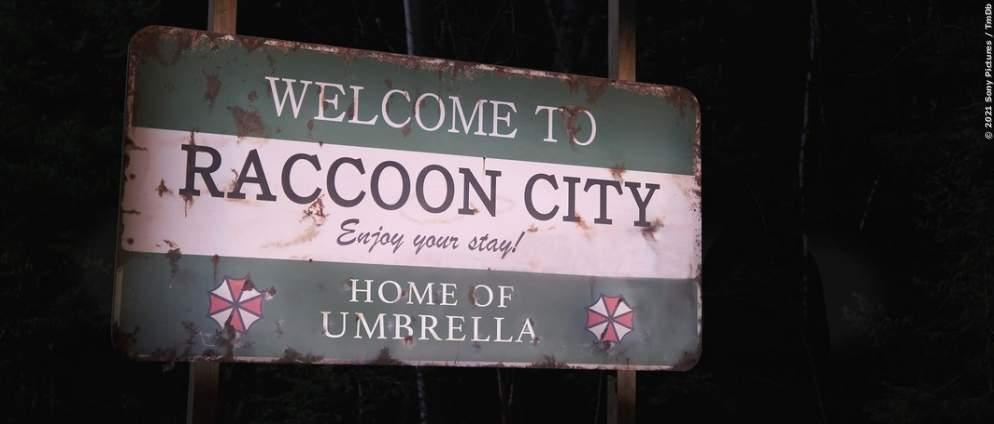 """Erste Bilder zum Reboot von """"Resident Evil"""" versprechen Horror-Schlacht in Raccoon City"""