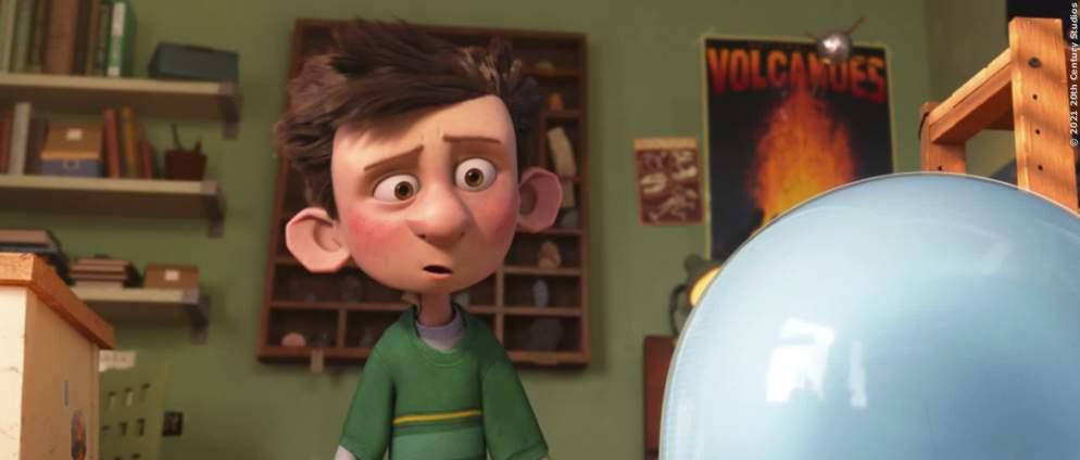 """Roboter Ron kann echt gar nichts im Vorab-Clip zu """"Ron läuft schief"""""""