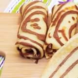 Schnelle gestreifte Pfannkuchen: Tutorial zum Nachmachen - News 2021