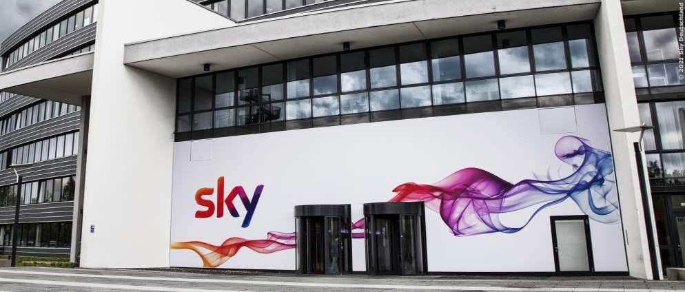 Sky Ticket wird schicker und besser - Neue Europastrategie