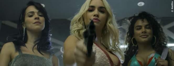 Sky Rojo: Neue Serie der Haus Des Geldes-Macher