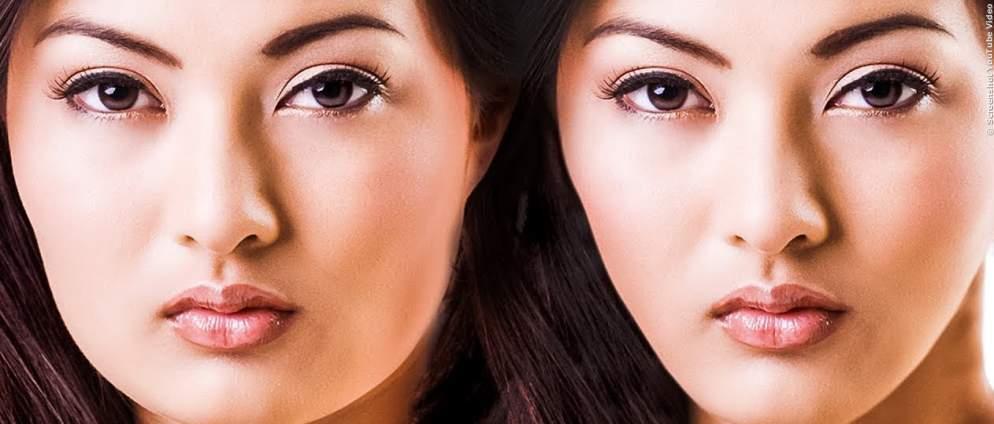 Sexy: Diese einfachen Übungen machen dein Gesicht schlanker