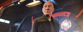 "Trailer zu ""Star Trek: Picard"" kündigt Zeitreise an"