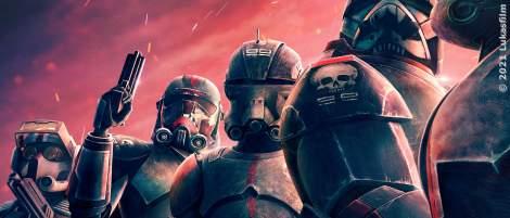 """Disney+ bestätigt zweite Staffel für """"Star Wars: The Bad Batch"""", die ihr 2022 zu sehen bekommt - News 2021"""