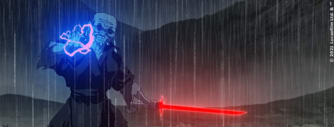 Star Wars - Visionen: Trailer zur neuen Anime-Serie