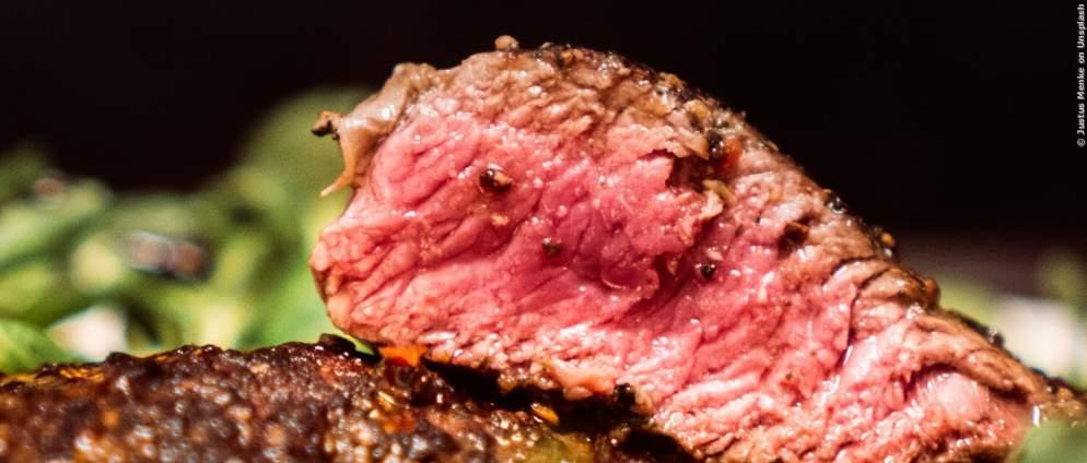 Steaks immer perfekt auf den Punkt grillen: rare, medium, well done - Diese App überwacht dein Essen