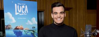"Foodblogger Stefano Zarella im Pixar-Film ""Luca"""