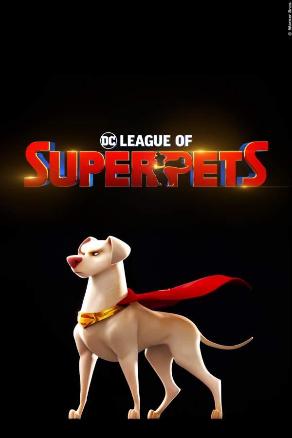 DC League of Super-Pets - Film 2022