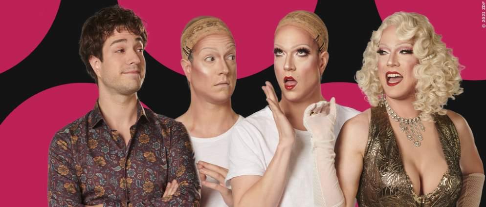 """Eine neue Dragqueen ist in der Stadt - Ralph Kinkel in """"The Drag And Us"""""""