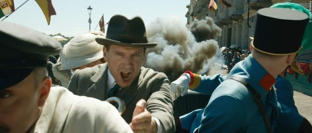 "Special Look Video zu ""The King's Man"" - Actionkracher hat Starttermin im Kino"