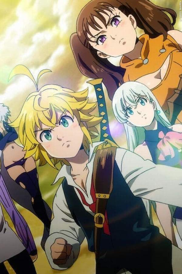 The Seven Deadly Sins: Cursed by Light - Film 2021