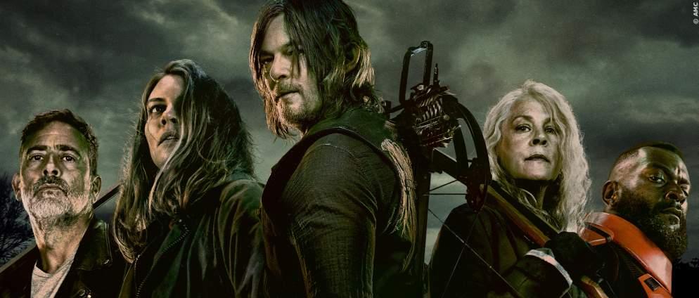 """""""The Walking Dead"""": So seht ihr Staffel 11 noch vor Disney Plus-Kunden"""