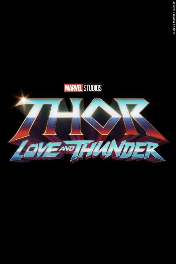 Thor 4: Love and Thunder - Film 2022