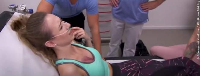 Mann zertrümmert Brust seiner Freundin - Fitnesszwang mit Folgen