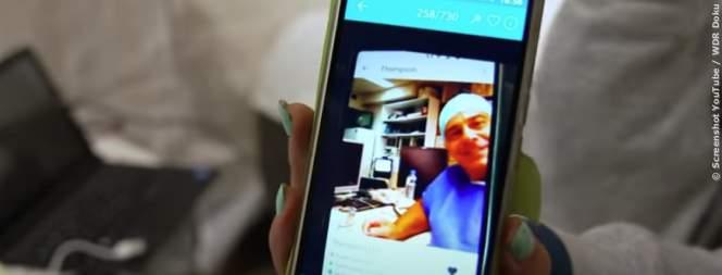 Verliebt in ein Fake-Profil - Liebesbetrug im Internet