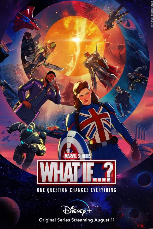 What If...? - Serie 2021