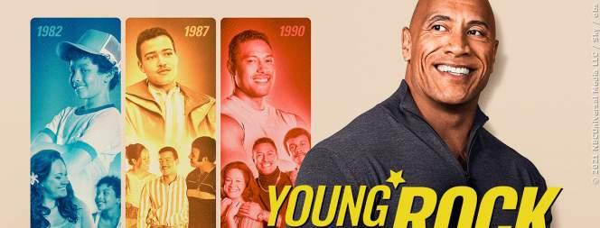 Young Rock - TV-Serie hat Termin in Deutschland