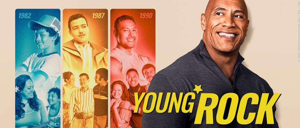 """""""Young Rock"""": Deutscher Starttermin der neuen Serie über Dwayne Johnson"""