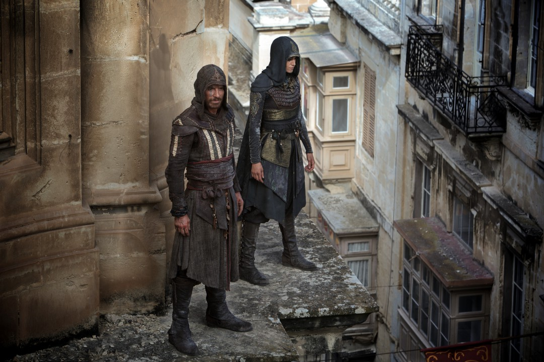 Assassins Creed Trailer - Bild 1 von 20