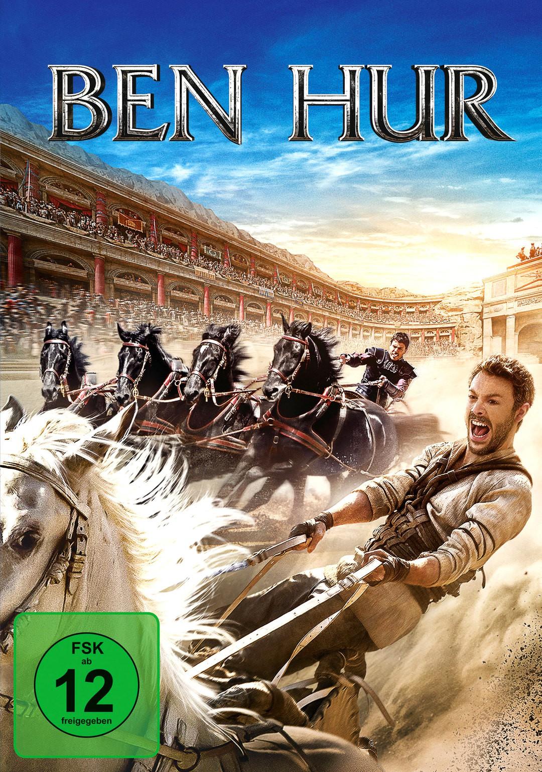 Ben Hur ab 12. Januar 2017 auf DVD und Blu-ray - Bild 9 von 9