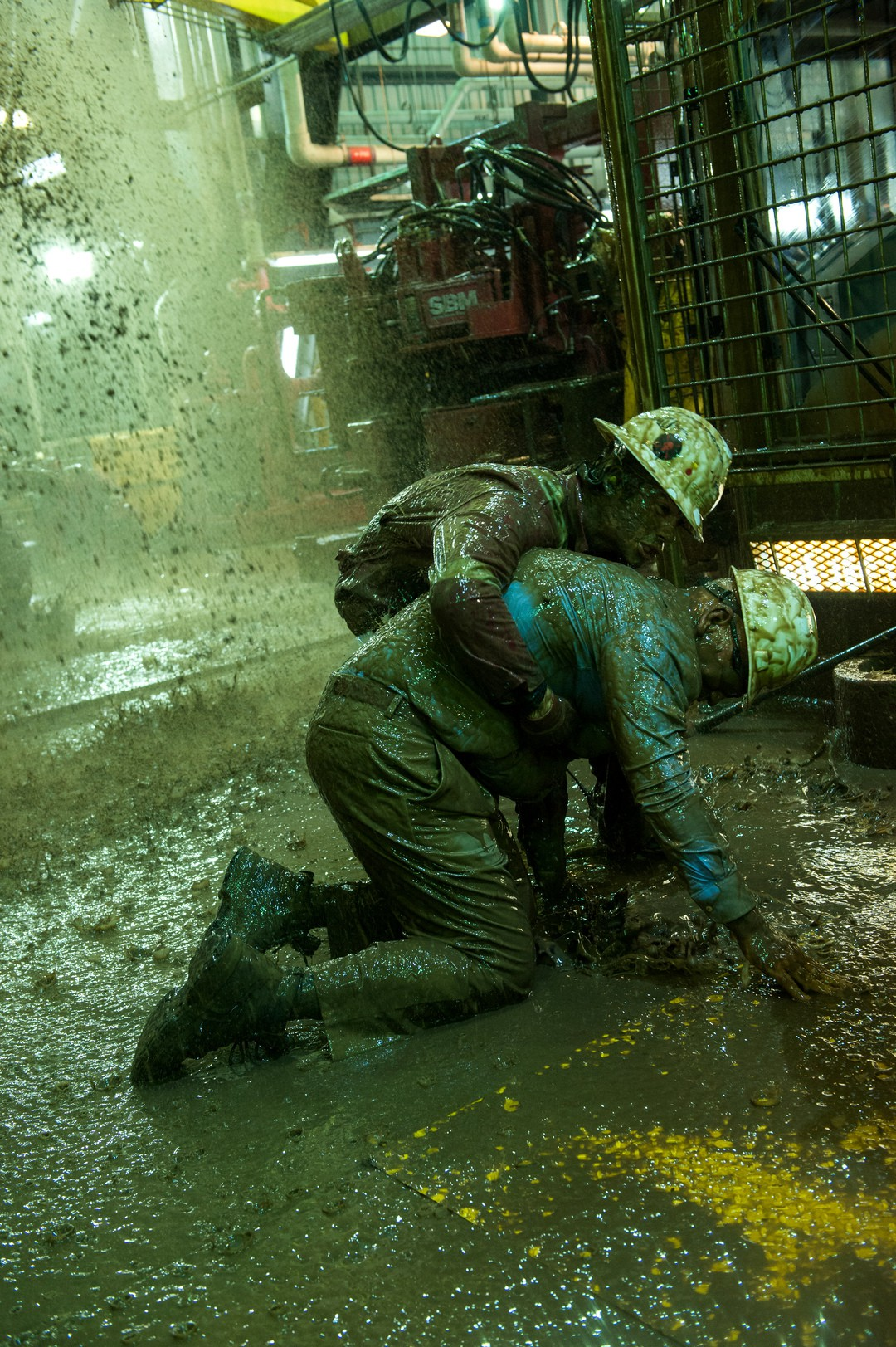 Deepwater Horizon - Behind-the-Scenes Clips - Bild 6 von 23