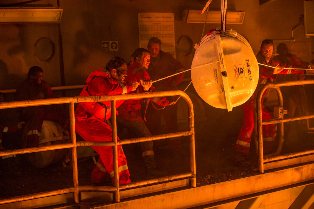 Deepwater Horizon - Behind-the-Scenes Clips - Bild 7 von 23