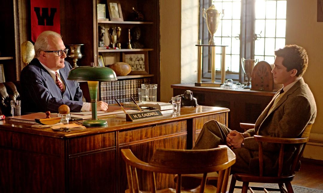 Logan Lerman in Empörung: der erste Trailer - Bild 2 von 10
