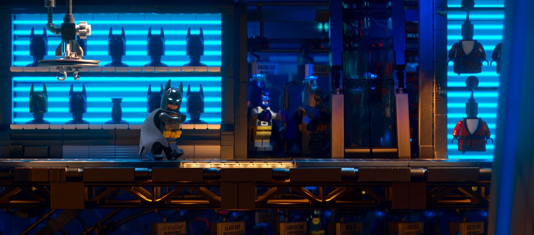 The Lego Batman Movie - Bild 16 von 23