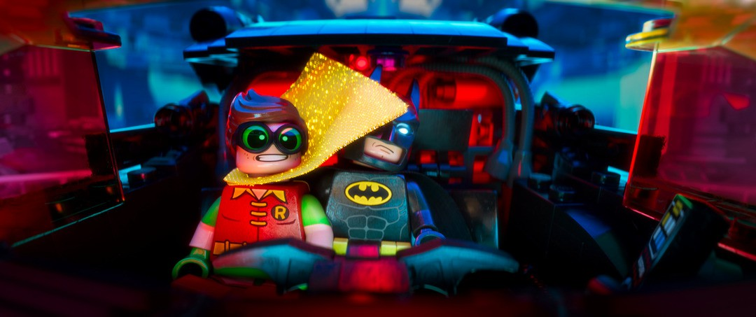 The Lego Batman Movie - Bild 8 von 23