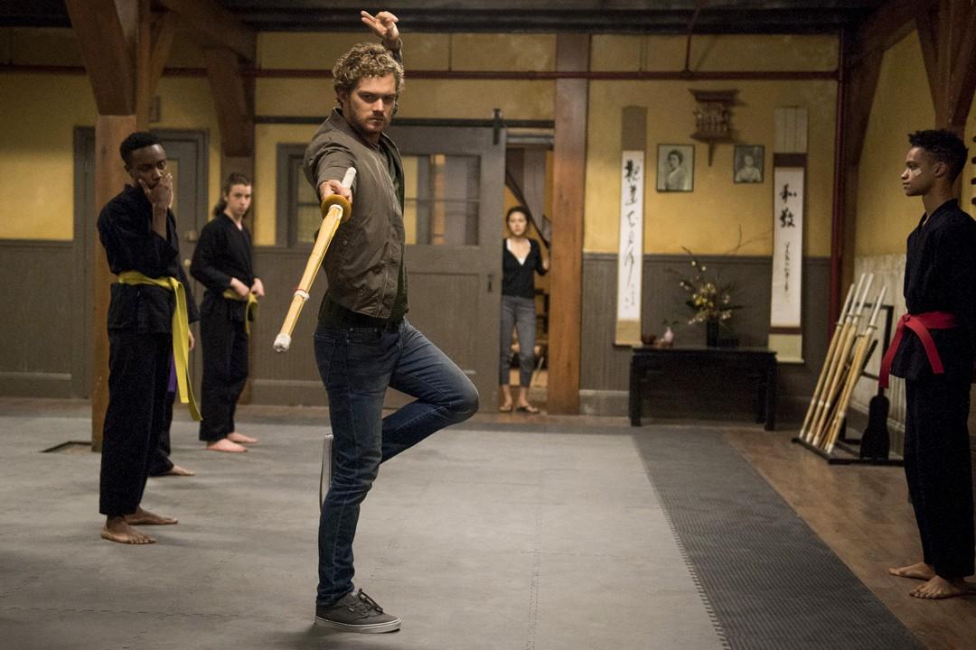 Marvels Iron Fist: Trailer und Bilder zur Netflix Serie - Bild 4 von 4